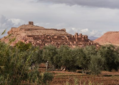 FROM MARRAKECH: Day trip to Atlas Mountains – Kasbah Ait Benhaddou – Ouarzazate
