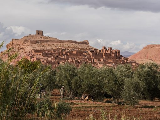 FRA MARRAKECH: Dagstur nr 1: Atlasfjellene – Kasbah Ait Benhaddou – Ouarzazate