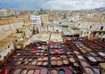 FROM FEZ: 4 days trip: Erg Chebbi dunes – Dades Gorge – Ouarzazate – Marrakech