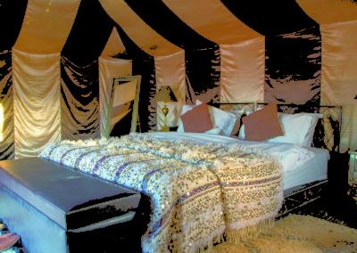 FROM MARRAKECH: 4 days luxury trip: Atlas mountains – Erg Chegaga luxury desert camp