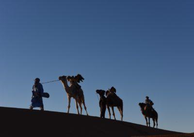 FROM MARRAKECH: 3 days trip: Ait Ben Haddou -Erg Chegaga – Desert camp