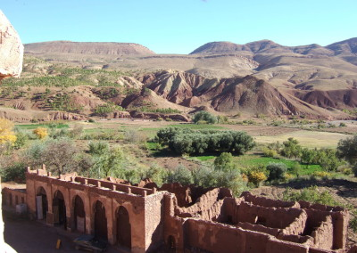 FROM OUARZAZATE: Day trip to Kasbah Ait Ben Haddou and Kasbah Telouet