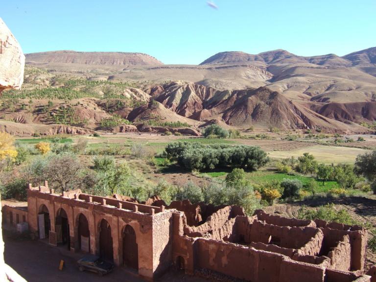 FROM OUARZAZATE: Day trip No. 7: Ouarzazate – Kasbah Ait Benhaddou – Kasbah Telouet – Ouarzazate