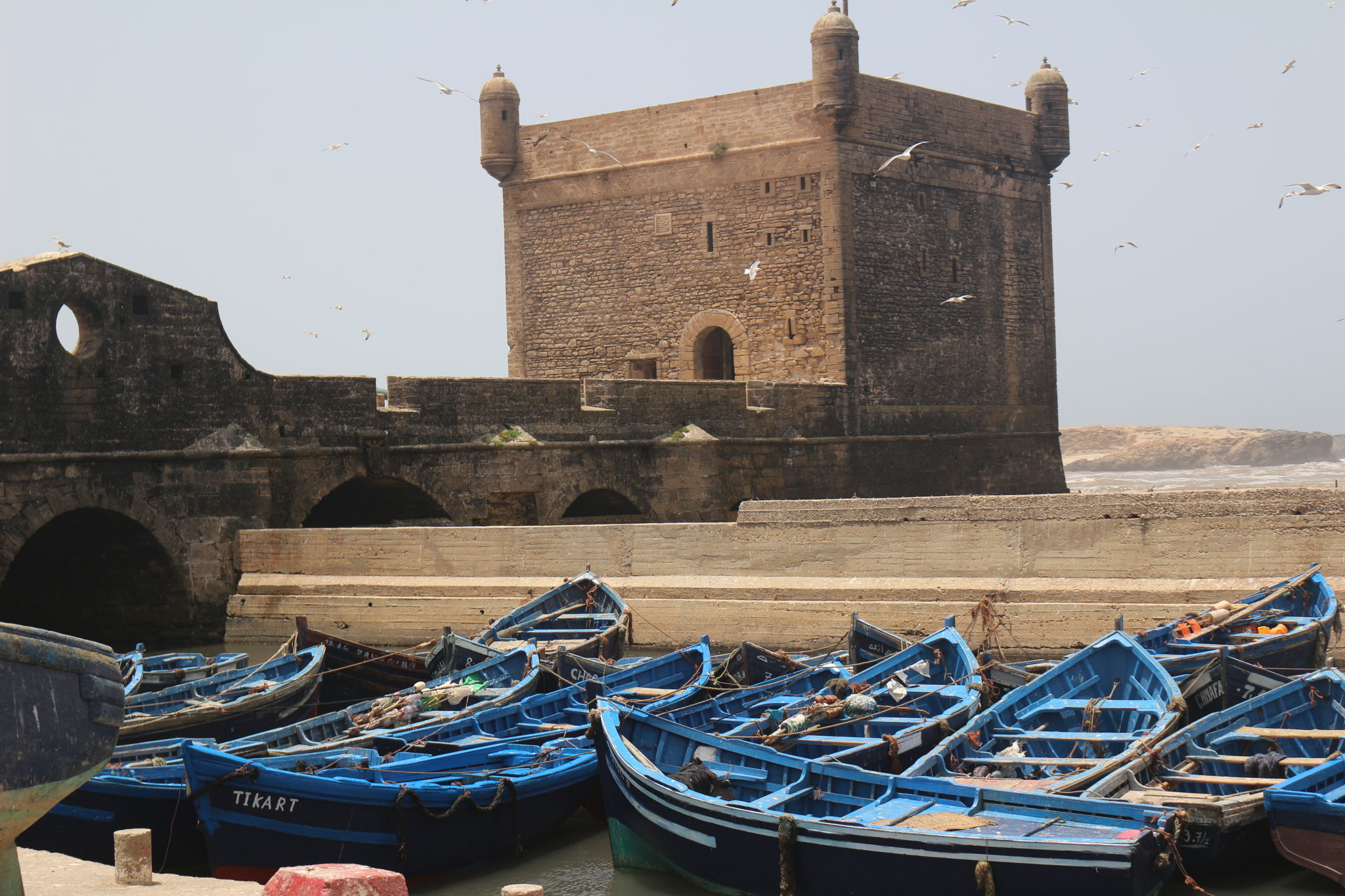 how to travel from marrakech to essaouira