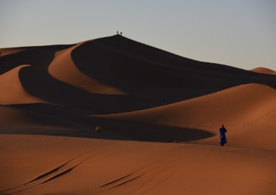 FROM OUARZAZATE: 3 days trip: Draa valley – Erg Chegaga dunes – Desert camp