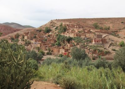 FROM MARRAKECH: Day trip: Three valleys in Atlas mountains – Asni