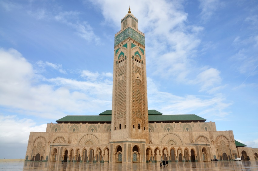 FROM CASABLANCA: 14 days Round trip: Imperial cities – Kasbahs – Desert – Mountains – Coast