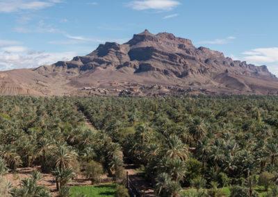 FRA OUARZAZATE: Dagstur til Draa dalen – Zagora – Tinfou sanddyner